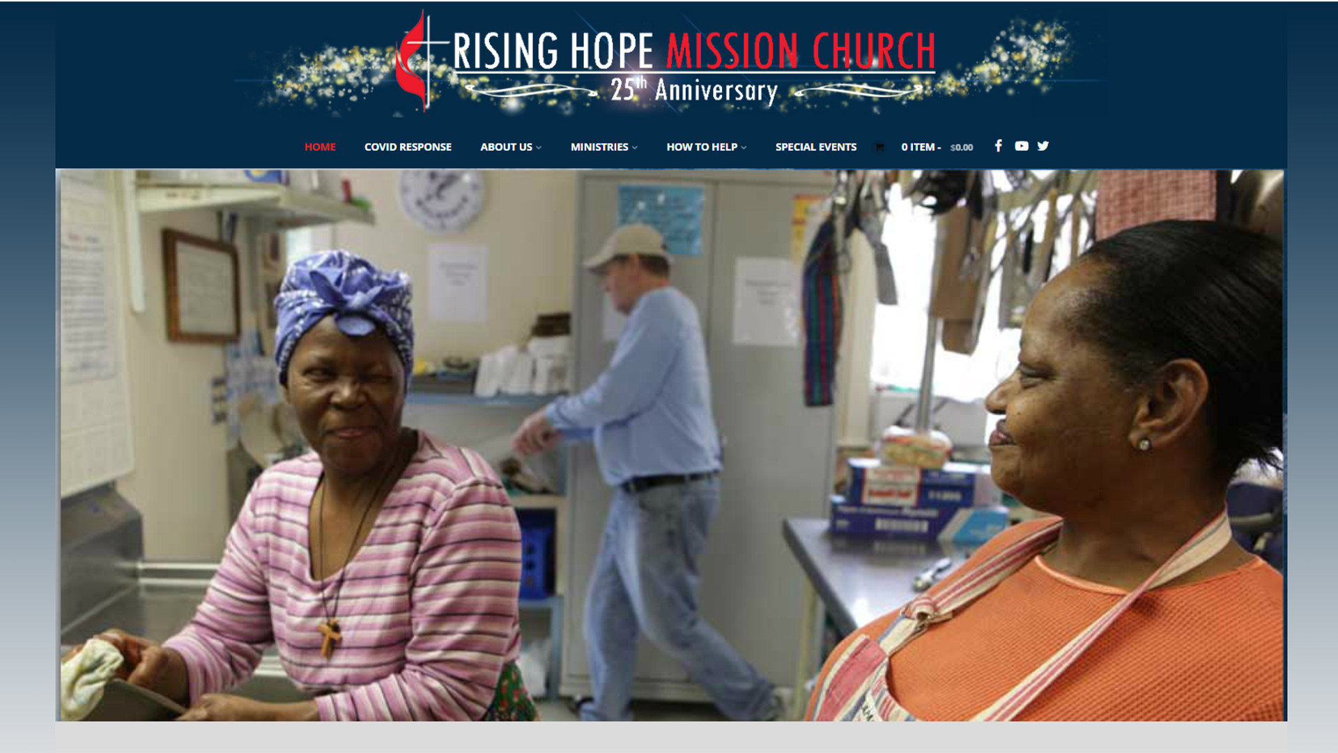 Rising Hope Mission Church